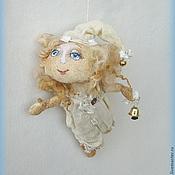 Куклы и игрушки ручной работы. Ярмарка Мастеров - ручная работа ДРЁМА - Сонный ангел.... Handmade.