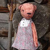 """Куклы и игрушки ручной работы. Ярмарка Мастеров - ручная работа Мишка """"Агапа"""". Handmade."""