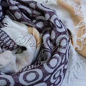 Аксессуары handmade. Livemaster - original item Italian wool shawl