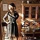 """Платья ручной работы. Заказать Платье """"Горный цветок"""". NikaPana. Ярмарка Мастеров. Платье, шерсть"""