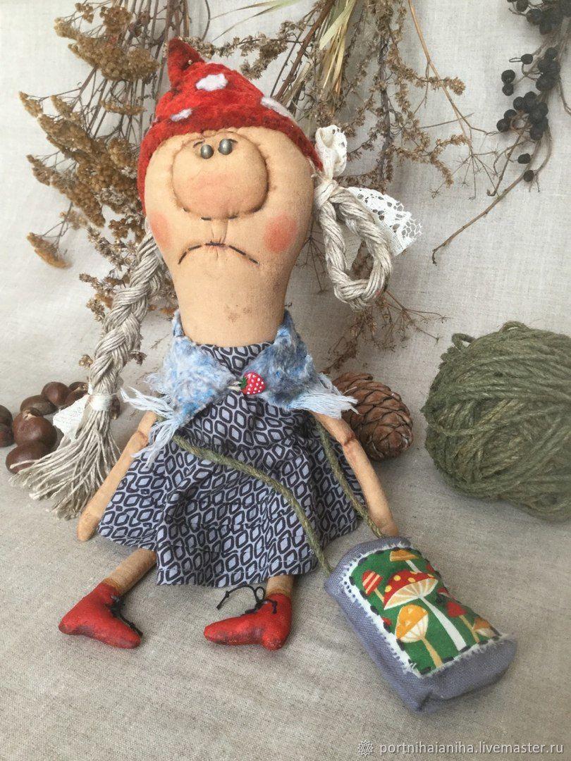 Мотря Мухоморовна, Куклы и пупсы, Златоуст,  Фото №1