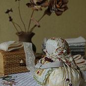 Куклы и игрушки ручной работы. Ярмарка Мастеров - ручная работа Благополучница, обережная кукла. Чайная роза.. Handmade.