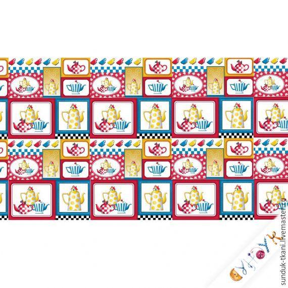 Шитье ручной работы. Ярмарка Мастеров - ручная работа. Купить Хлопок США 60х110 см. Handmade. Пэчворк, ткань для пэчворка