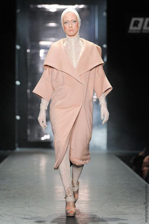 Верхняя одежда ручной работы. Ярмарка Мастеров - ручная работа. Купить Пальто из кашемира. Handmade. Серый, пальто из шерсти, на заказ