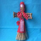 Народная кукла ручной работы. Ярмарка Мастеров - ручная работа Славянская куколка оберег Филипповка. Handmade.