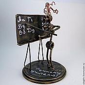 Сувениры и подарки handmade. Livemaster - original item My first teacher. Handmade.
