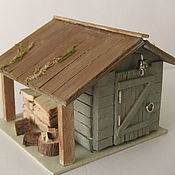 Куклы и игрушки handmade. Livemaster - original item Dollhouse miniature