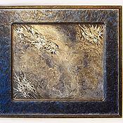 """Картины и панно ручной работы. Ярмарка Мастеров - ручная работа Картина """"Взгляд из космоса"""". Handmade."""