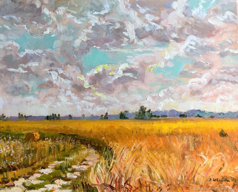 Elena Shvedova oil Painting
