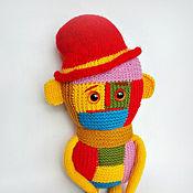 Куклы и игрушки handmade. Livemaster - original item Toys Sad man.. Handmade.