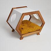 Зоотовары handmade. Livemaster - original item Bed, dog house Eco Progect Wood. Handmade.
