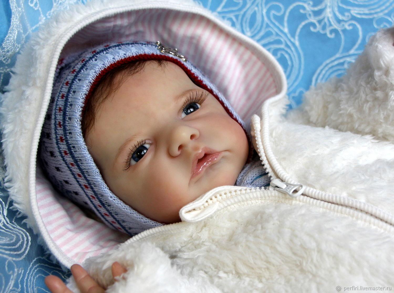 Аттикус, Куклы Reborn, Санкт-Петербург,  Фото №1