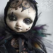 Куклы и игрушки handmade. Livemaster - original item Teddy-doll box the fly