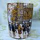 Pencil Holders handmade. Livemaster - handmade. Buy 'Autumn in Paris', pencil.Paris, organizer