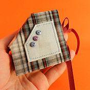 """Куклы и игрушки ручной работы. Ярмарка Мастеров - ручная работа """"Забавные медвежата"""", миниатюрная книга, альбом. Handmade."""
