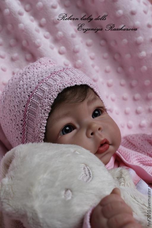 Куклы-младенцы и reborn ручной работы. Ярмарка Мастеров - ручная работа. Купить Лукреция. Handmade. Золотой, реборн, elly knoops