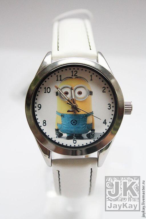 """Часы ручной работы. Ярмарка Мастеров - ручная работа. Купить Наручные часы JK """"Миньон"""". Handmade. Наручные часы, часы"""