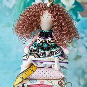 """Куклы и игрушки ручной работы. Ярмарка Мастеров - ручная работа Принцесса """"Рукодельница Кэти"""". Handmade."""