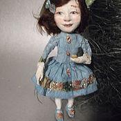 """Куклы и игрушки ручной работы. Ярмарка Мастеров - ручная работа """" Вниз по кроличьей норе"""" Глава II Алиса в зазеркалье продано. Handmade."""