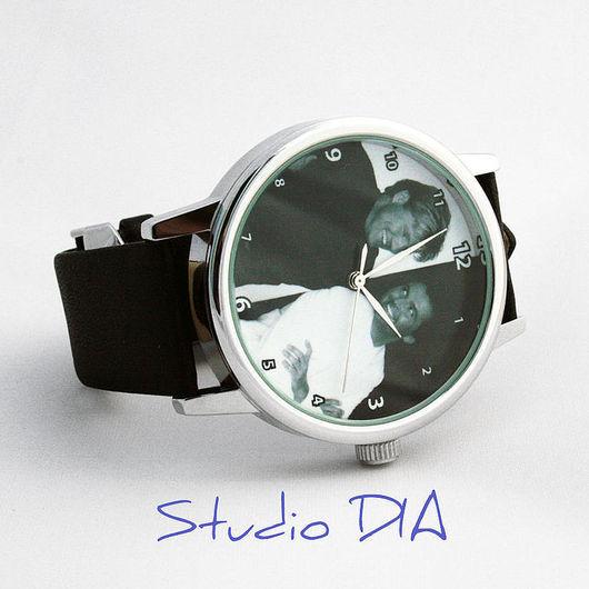 Часы. Наручные Часы. Часы На Заказ. Оригинальные Дизайнерские Часы Modern Talking. Студия Дизайнерских Часов DIA.