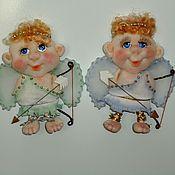 Куклы и игрушки ручной работы. Ярмарка Мастеров - ручная работа Амурчик (Купидон). Handmade.
