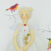 Куклы и игрушки ручной работы. Ярмарка Мастеров - ручная работа Тося. Звездный ангел. Handmade.