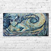 Картины и панно handmade. Livemaster - original item China peak, oil painting. Handmade.