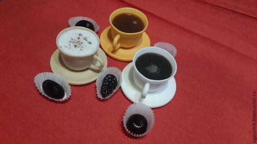 """Мыло ручной работы. Ярмарка Мастеров - ручная работа. Купить Мыло""""Не желаете чашечку кофе?"""". Handmade. Кофе, косметические отдушки"""