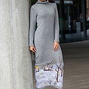 Одежда handmade. Livemaster - original item Knitted dress. Handmade.