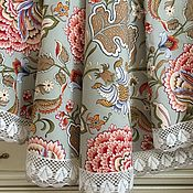 Для дома и интерьера handmade. Livemaster - original item Tablecloth made of interior cotton