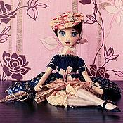 Куклы и игрушки ручной работы. Ярмарка Мастеров - ручная работа Бекки - авторская текстильная кукла. Handmade.