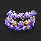 Украшения handmade. Livemaster - original item Bracelet Venetian Princess. Handmade.