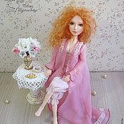 Куклы и игрушки ручной работы. Ярмарка Мастеров - ручная работа Утро в Париже. Handmade.