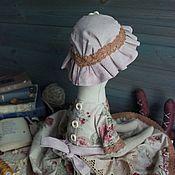 """Куклы и игрушки ручной работы. Ярмарка Мастеров - ручная работа Кукла примитив """"Rosalina""""-Эльза. Handmade."""