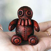 Куклы и игрушки ручной работы. Ярмарка Мастеров - ручная работа Мой первый Ктулху. Handmade.