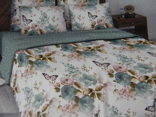 """Текстиль, ковры ручной работы. Ярмарка Мастеров - ручная работа. Купить Постельное белье из сатина """"Волшебная страна"""". Handmade."""