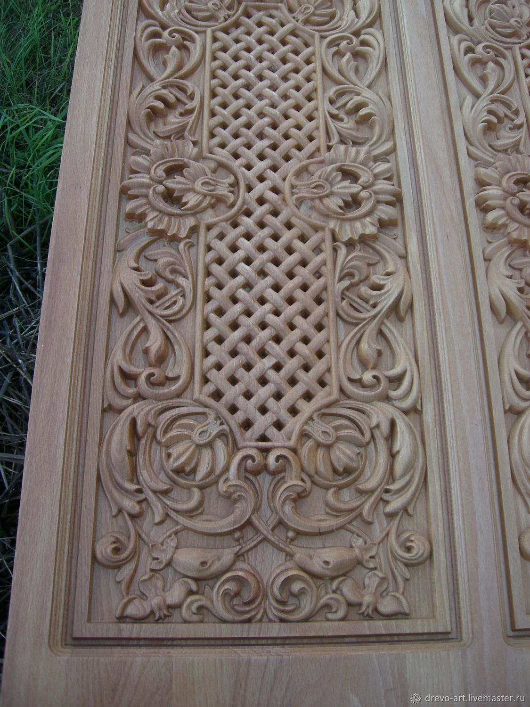 резные деревянные двери фото мечтаете пополнить гардероб