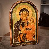 Картины и панно handmade. Livemaster - original item Centkowska icon of the mother of God. Handmade.