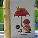 """Блокноты ручной работы. Ярмарка Мастеров - ручная работа. Купить Блокнот """"Маленький принц"""". Handmade. Разноцветный, текстильный блокнот"""
