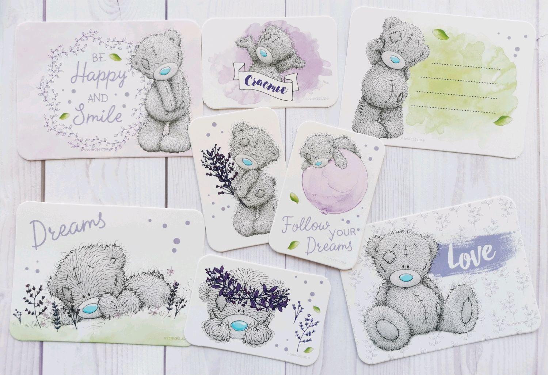 Набор карточек из 8 шт MeToYou, Иллюстрации, Волгоград,  Фото №1