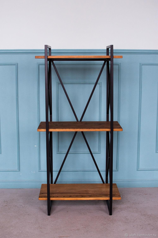 "Loft-style bookcase ' Kryss"", Dressers, Ivanovo,  Фото №1"