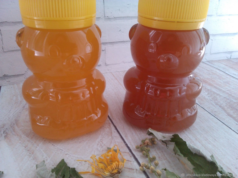 Алтайский мед (горный), Маски, Белокуриха,  Фото №1