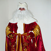 Одежда handmade. Livemaster - original item Father Frost. Scenic suit/Cosplay/Carnival costume. Handmade.