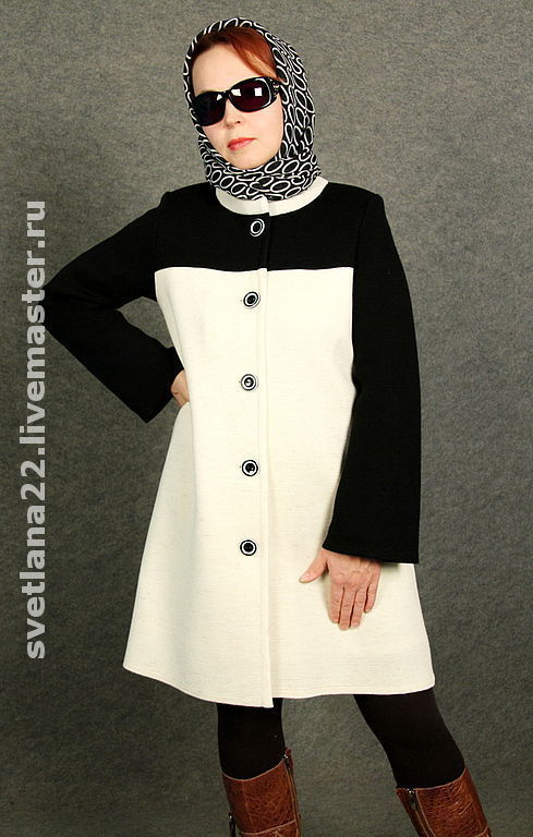 """Outer Clothing handmade. Livemaster - handmade. Buy Knitted coat """"For girls with imagination"""".Knitted coat"""