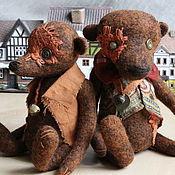 """Куклы и игрушки ручной работы. Ярмарка Мастеров - ручная работа """"Old Rusty"""" Мишки-тедди,валяные из шерсти. Handmade."""