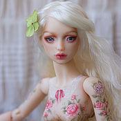 Куклы и игрушки ручной работы. Ярмарка Мастеров - ручная работа Розетта, шарнирная кукла. Handmade.