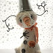 Куклы и игрушки ручной работы. Ярмарка Мастеров - ручная работа Странные мысли в его голове. Handmade.