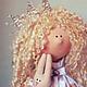 Коллекционные куклы ручной работы. Интерьерная Кукла Little Princess. Нина Аникина. Ярмарка Мастеров. Интерьерное украшение, подарок девушке