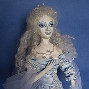 Куклы и игрушки ручной работы. Ярмарка Мастеров - ручная работа Снежная Королева. Handmade.