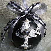 Сувениры и подарки handmade. Livemaster - original item Christmas ball Fateful Queen. Handmade.